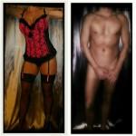 Sexbloggare på Minalustar.se en sexblogg som drivs av ett swingerpar