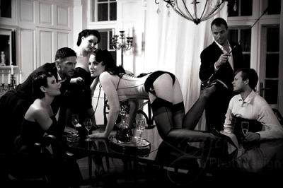 Sexliv - vårt är fantastiskt, en blogg om oss, vi är swingers